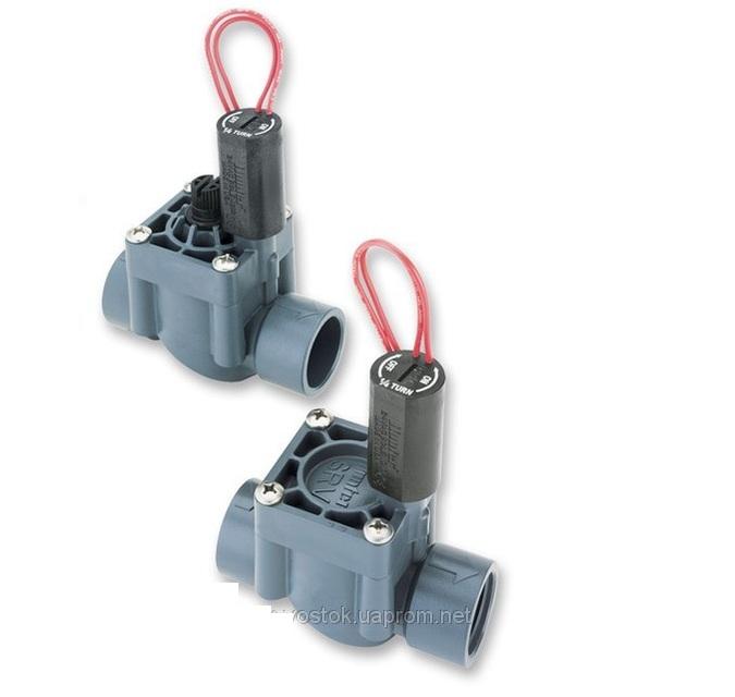 электроклапан для воды с поплавком